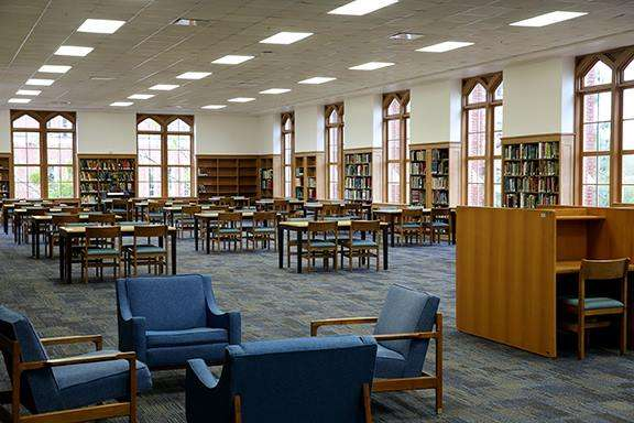 LACC Reading Room