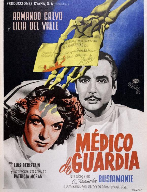 Poster for Médico de guardia