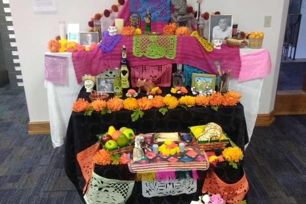 Altar de Muertos 2019